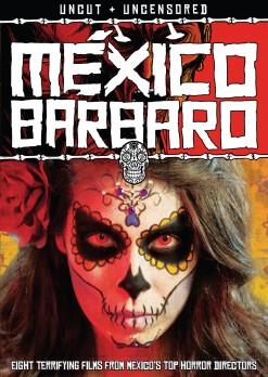 Mexico-Barbaro-Poster