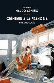 Cafebreria-el-pendulo-Crímenes a la francesa. Una antología